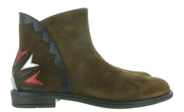 Bruine Western Boots - 11668 Meiden - Rondinella