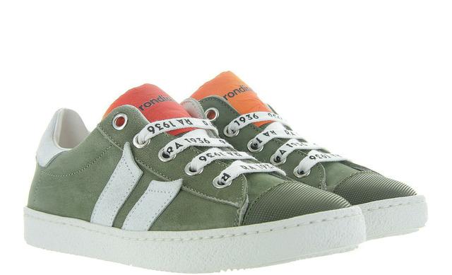 Rondinella Sneakers - 11228-1 Groen Jongens - Rondinella