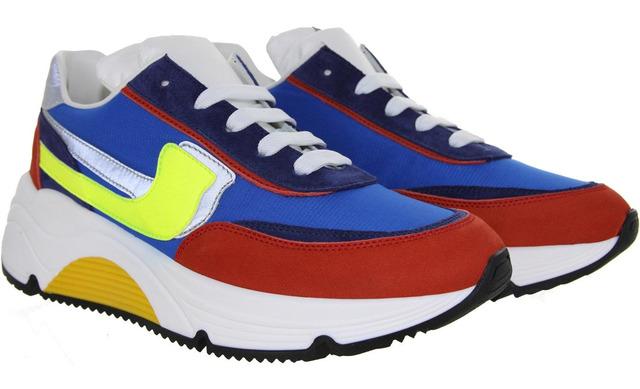 Rondinella Sneakers - 11173c Blauw - Rondinella
