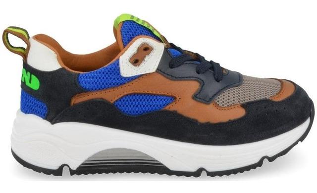 Rondinella Sneaker - 11712t Blauw Jongens - Rondinella