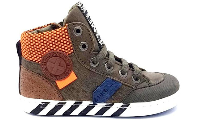 Shoesme Sneakers Hi-top - Ur20w044 Jongens - Shoesme