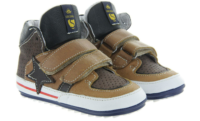 Shoesme Babyschoenen - Bp8w012-c Jongens - Shoesme