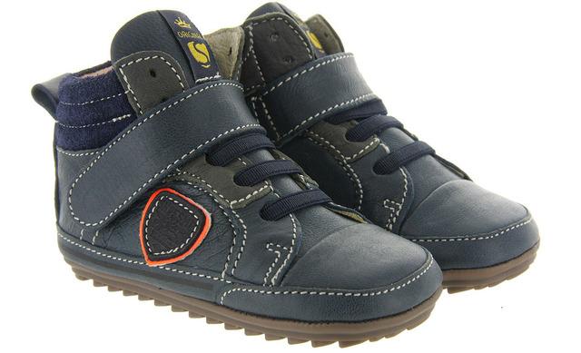 Shoesme Babyschoenen - Bp8w015-a Jongens - Shoesme