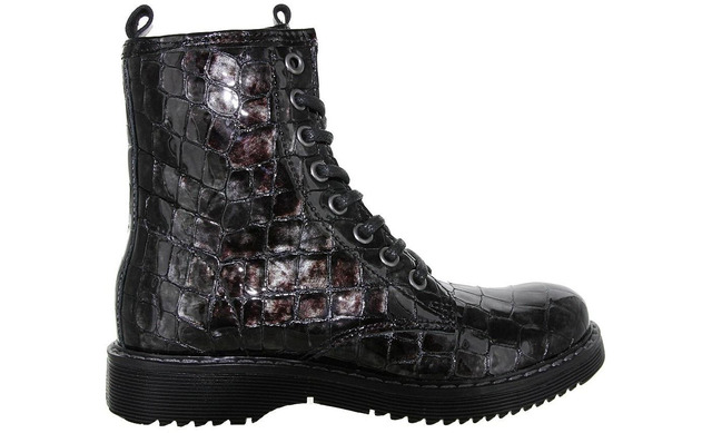 Shoesme Boots Croco - Re21w010-d Meisjes - Shoesme