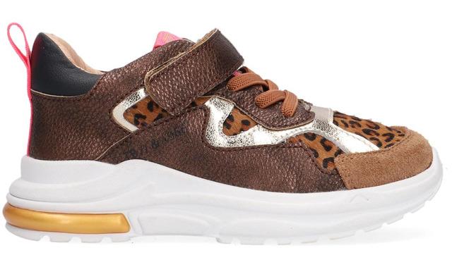 Shoesme Sneaker - Nr7w007-a Bronze Sneaker - Shoesme