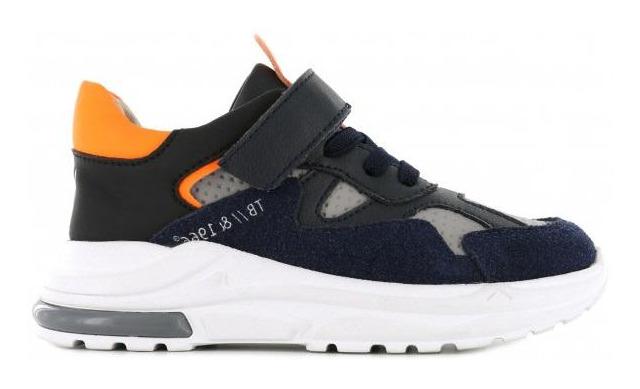 Shoesme Sneakers - Nr21w007-d Jongens - Shoesme
