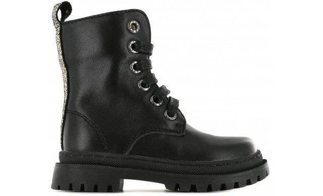 Shoesme Veterboot - Nt21w007-b Black Tiger - Shoesme