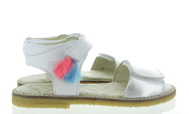 Zilver Sandalen - Ca9s056-c Meisjes - Shoesme