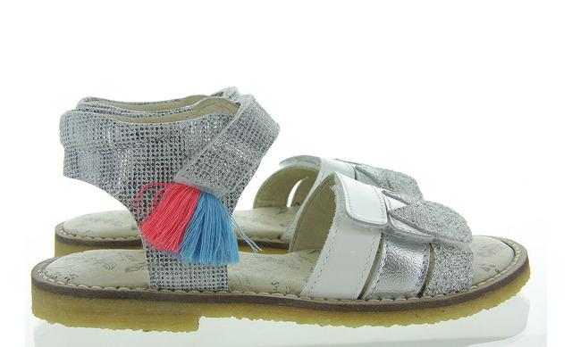 Witte Sandalen - Ca9s064-d Meisjes - Shoesme