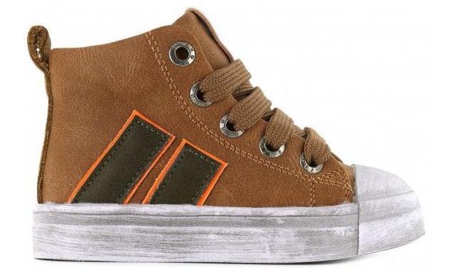 Shoesme Sneaker - Cognac Jongens - Shoesme