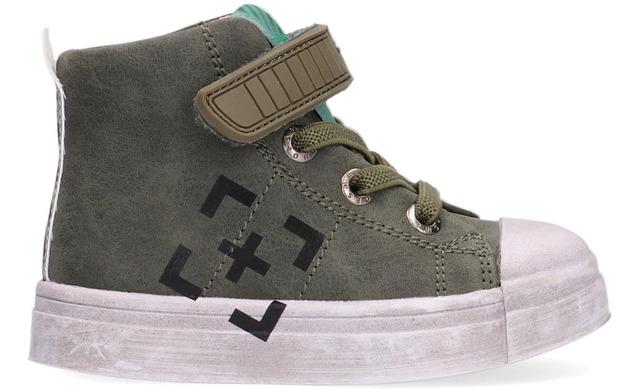 Shoesme Sneaker - Sh21w024-a Groen - Shoesme