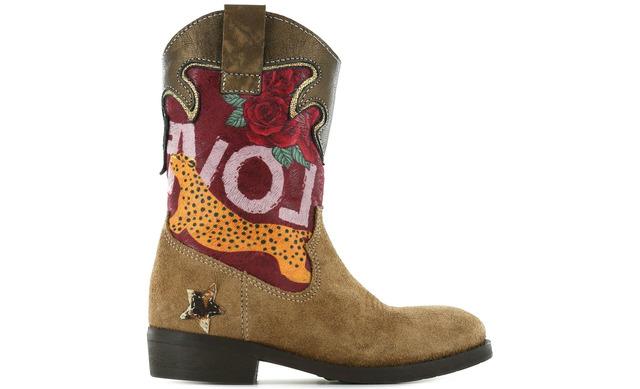 Shoesme Westernboots - Cognac Meisjes - Shoesme