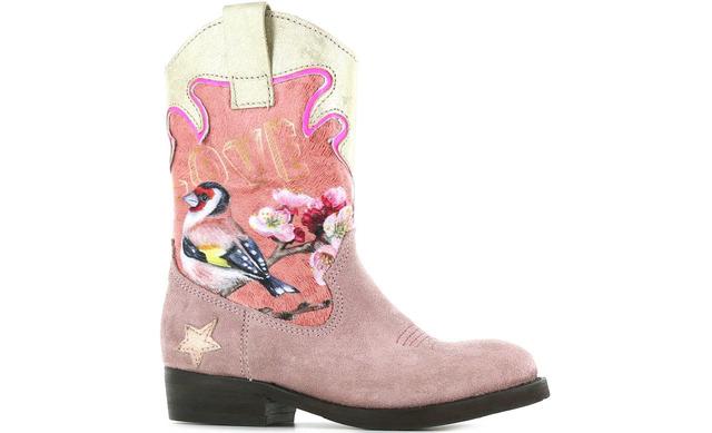 Shoesme Westernboots - Pink Meisjes - Shoesme