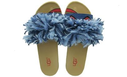 Blauwe Slippers - Willow Meisjes - Ugg
