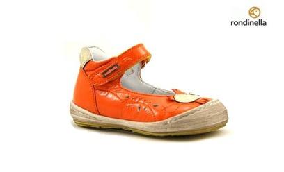 Oranje Bandschoen - 3108 Meisjes - Rondinella