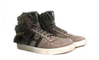 Hip Sneakers Warm Gevoerd - 2700 Grijs Meisjes - Hip