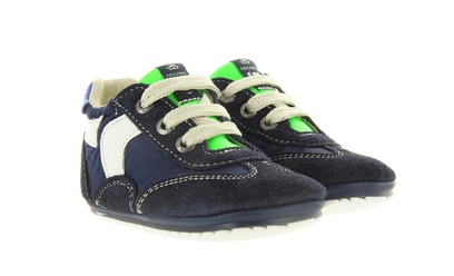 Shoesme Babysneakers - Bp6w005-j Blauw Jongens - Shoesme