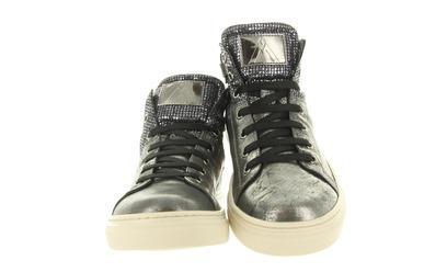 Grijze Sneakers - Ib54427b Meisjes - Andrea Morelli