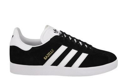 Gazelle C - Cblack Zwart Jongens - Adidas Originals