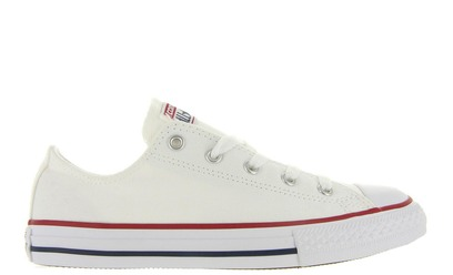 Witte All Star Sneakers - M7652 Dames - Converse