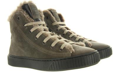Gevoerde Sneakers - 2214a Grijs Meisjes - Cole Bounce