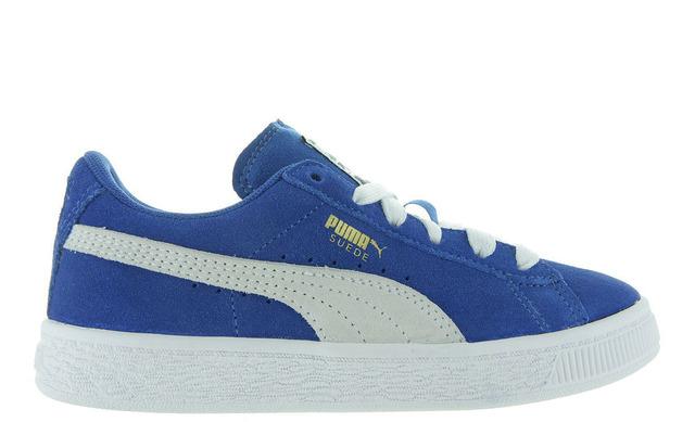 Puma Suede Inf - 353636/360757 Blauw Jongens - Puma
