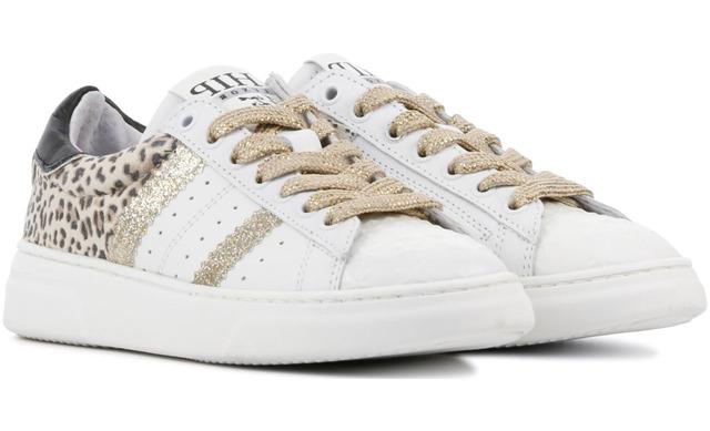 Hip Sneakers - H1261 Wit Meisjes - Hip