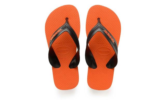 Havaianas Slippers - Kids Max Oranje Jongens - Havaianas