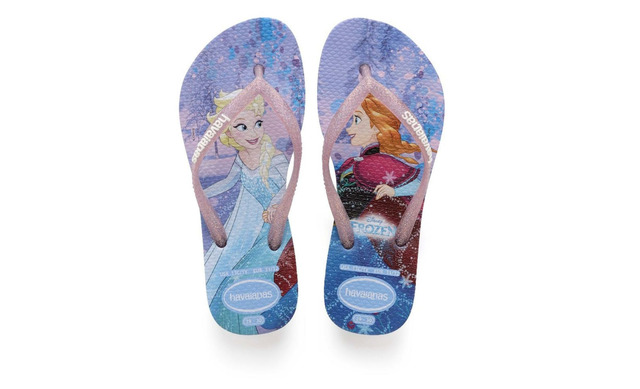 Havaianas Slippers - Slim Frozen Meisjes - Havaianas