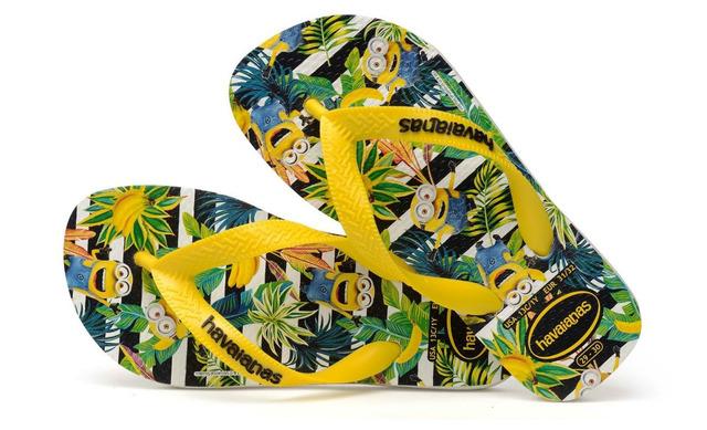 Havaianas Slippers - Minions Jongens - Havaianas