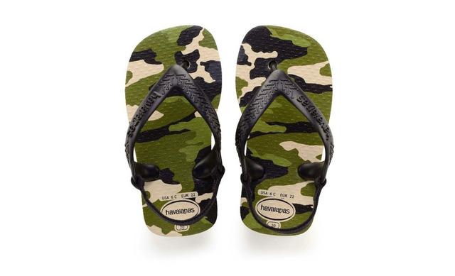 Havaianas Slippers - Chic 2 Beige Jongens - Havaianas