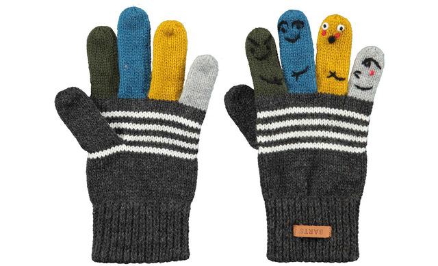 Dummo Gloves - Grijs - Barts Amsterdam