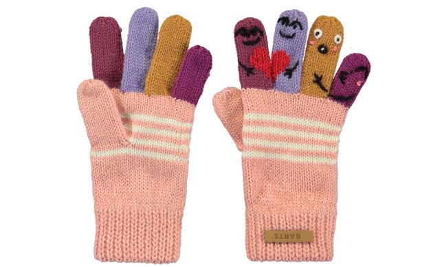 Puppet Gloves - Roze - Barts Amsterdam