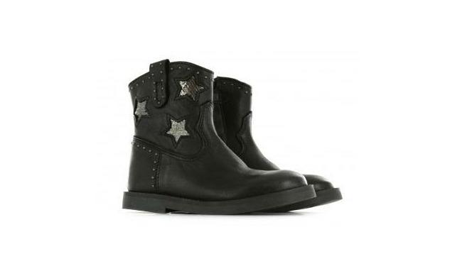 Shoesme Enkellaarsjes - Zwart Meisjes - Shoesme