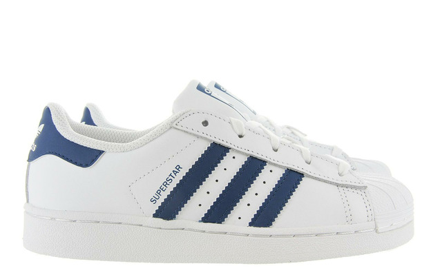 Adidas Superstar Sneakers - F34164 Uni Blauw - Adidas Originals