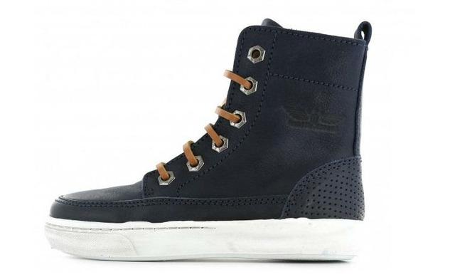 Shoesme Stoere Veterboots - Unisex - Shoesme