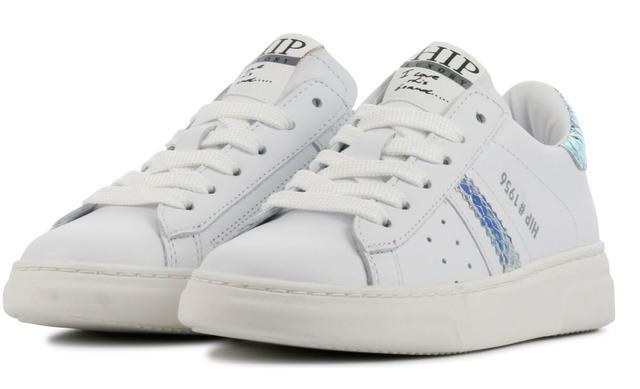 Hip Sneakers - H1274 Meisjes Lichtblauw - Hip