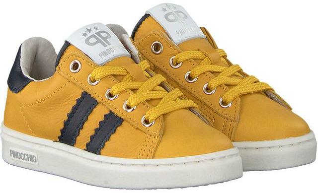 Pinocchio Sneakers - P1833 Geel Unisex - Pinocchio