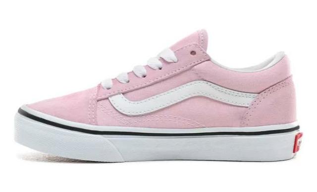 Vans Old Skool Lilac Snow - Roze Meisjes - Vans