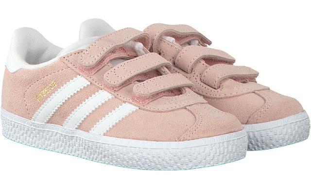 Adidas Gazelle Roze - Gazelle Meisjes - Adidas Originals