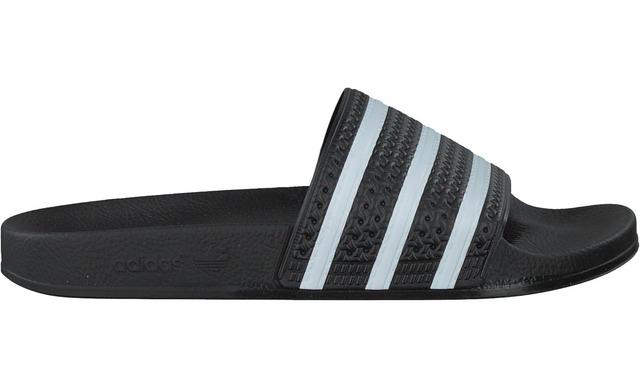 Adidas Adilette Slippers - 280647 Zwart Uni - Adidas Originals