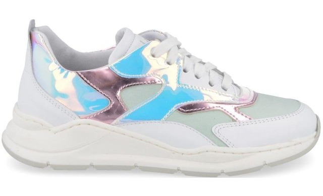 Banaline Sneakers - 20122035 Wit Meisjes - Banaline