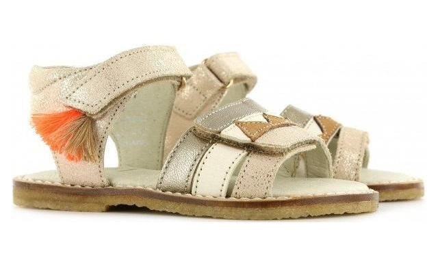 Shoesme Sandalen - Ca20s064 Goud Meisjes - Shoesme
