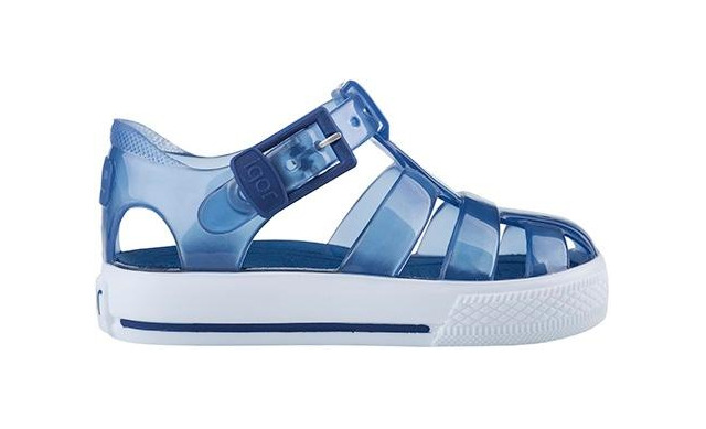 Watersandalen Blauw - Tennis Blauw Uni - Igor