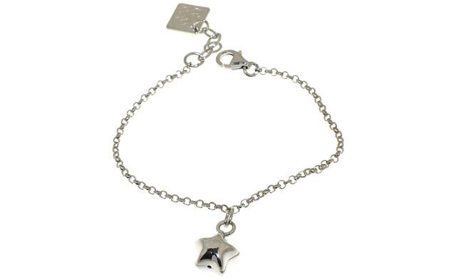 Zilveren Armbandje - Ster - Maxime Label