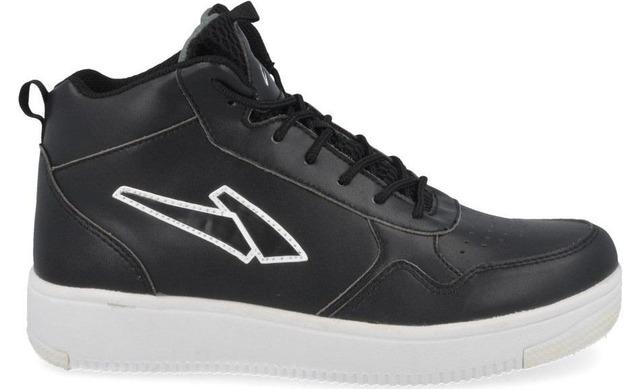 Hoge Sneaker - Piedro Sport Zwart 127001610 - Piedro Sport