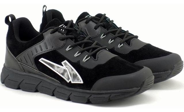 Lage Sneaker - Piedro Zwart 1517003610 - Piedro Sport