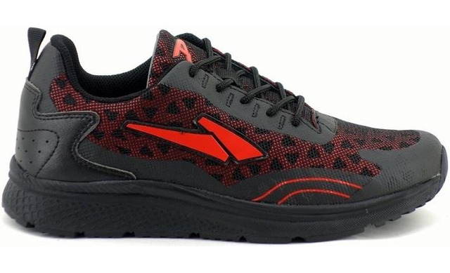 Lage Sneaker - Piedro Zwart 1517002610 - Piedro Sport