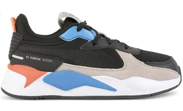 Rs-x Monday - Black Dresden Blue - Puma