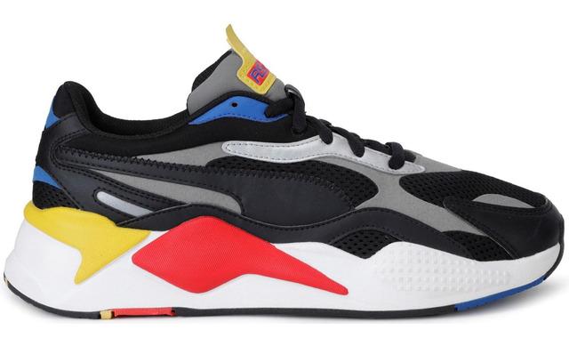 Rs-x3 Millenium - 373236 Black / Hi Risk Uni - Puma